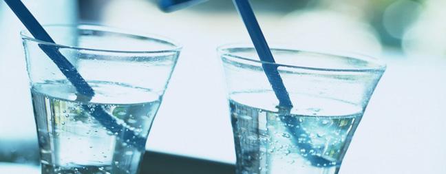 L'eau gazeuse santé