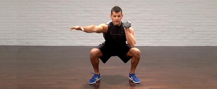 agachamentos, fortalecer abdominales
