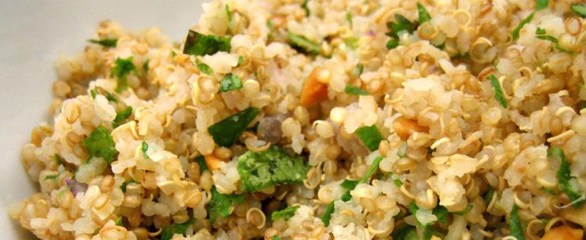 arroz quinoa
