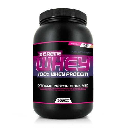 100 % Extreme Whey Protein da Xcore Nutrition