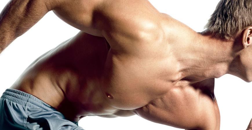 BCAAs são importantes para ganhar massa muscular