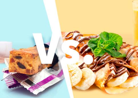 Menù ad alto contenuto proteico – Pasto post-allenamento