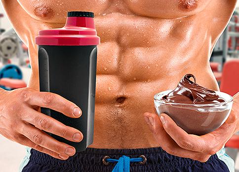 Dessert super proteico al cioccolato – Non è ciò che sembra