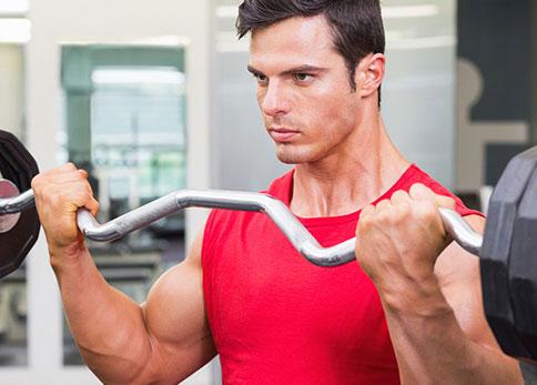 O Melhor Plano de Treino para desenvolvimento muscular – Principiantes