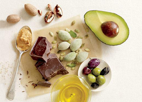 vitamin e healthy fats