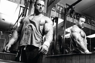 Frank McGrath's Diet Plan