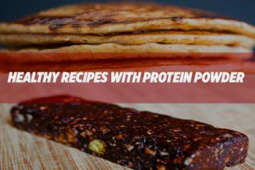 Receitas Saudáveis com Proteína em Pó