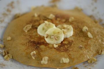 Fitness Recipe: Sweet Potato Pancake