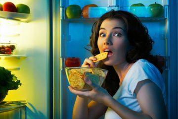 Eat slowly to control your weight