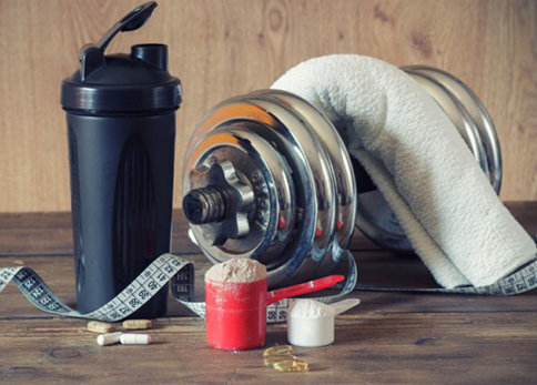 Supplementation plan for gaining muscle mass and strength