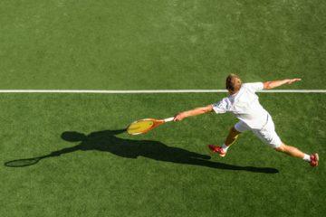 Migliora il tuo rendimento nel tennis
