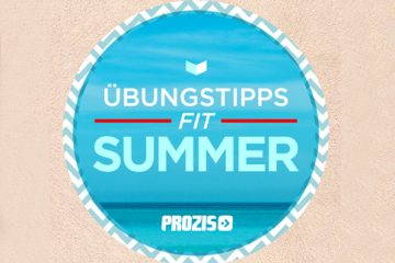 Plane deinen fitten Sommerurlaub: Übungstipps
