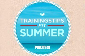 De Planning van je Fitte Zomervakantie: Trainingstips