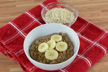 Fitness Recipes: High-Protein Oatmeal