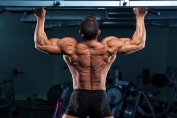 Bodybuilding: Advanced bodybuilding plan for back-dorsal muscles