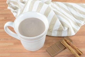 Fitness Recipe: Hot Chocolate Shake