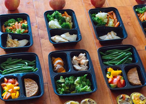 Plano de dieta básico para construir músculo