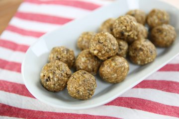 Fitness Recipe: Almond Butter Energy Bites
