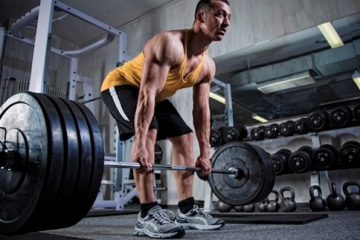 A heavy lifting routine for maximizing muscle growth