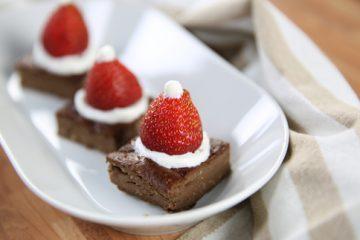 Receita Fitness: Brownies Proteicos Para o Seu Natal