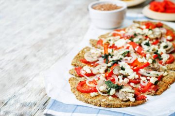Fast Fitness Recipe: Quinoa Pizza Crust