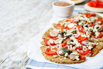 Ricetta Fitness Facile: Pasta per pizza alla quinoa