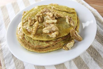 Fitness Recipe: Post-workout Quinoa Pancake