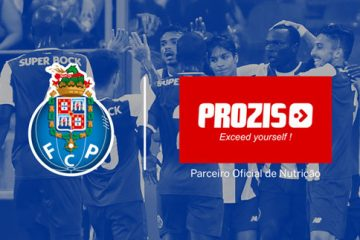 Prozis is the new official nutrition partner of FC Porto