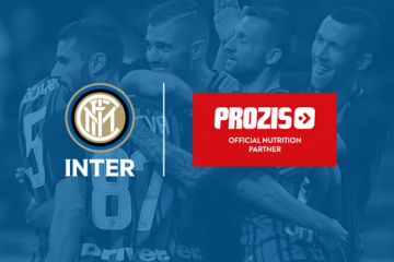 PROZIS is the new official nutrition partner of F.C. Internazionale