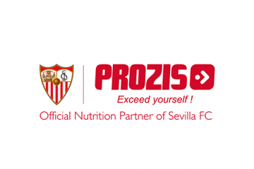 PROZIS is the new official nutrition partner of Sevilla FC