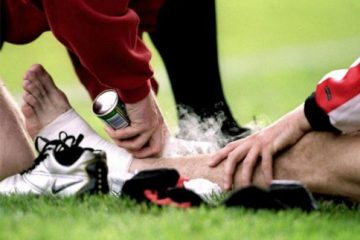 Sports injuries: Recovery tips