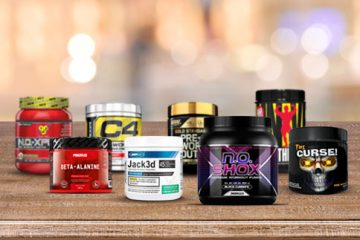 What are the best pre-workout supplements?