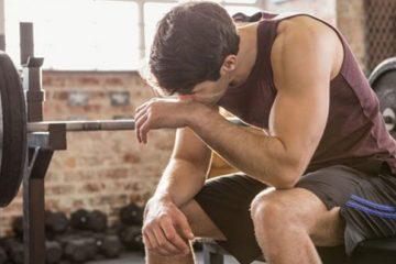 5 Razões pelas quais não estás a ganhar músculo