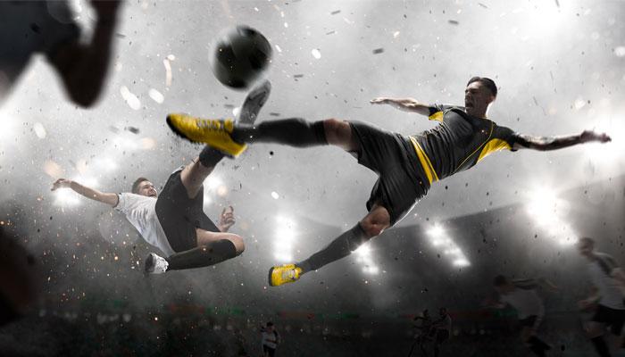 Desporto de equipa - futebol