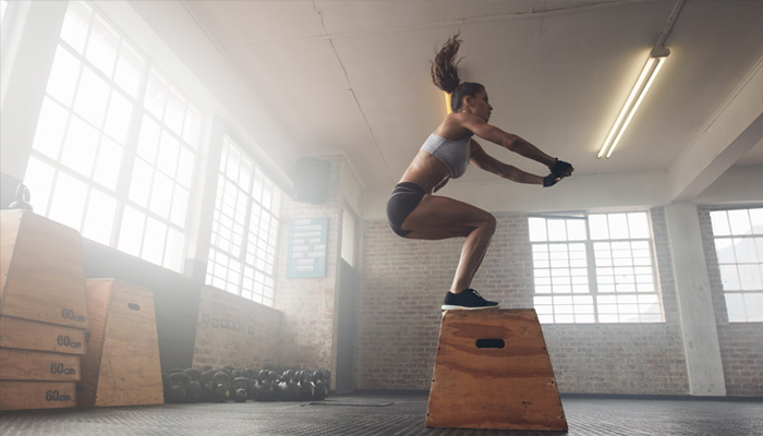 HIIT - High-intensity interval training
