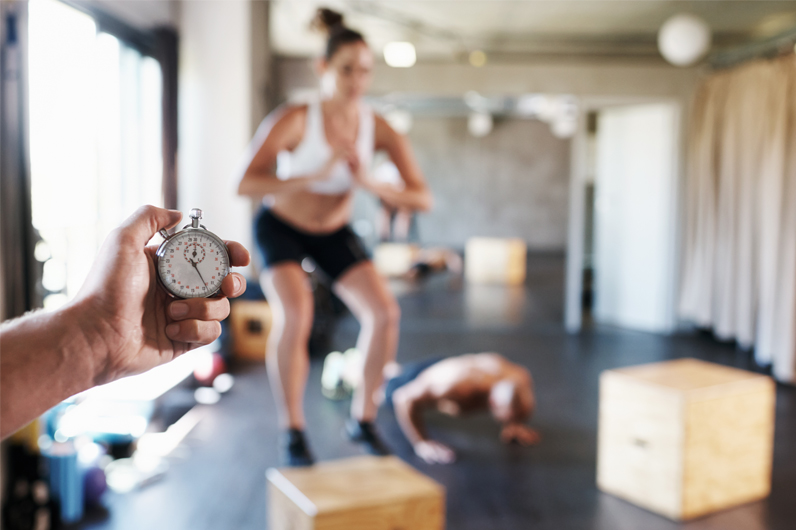 HIIT Workout vs LISS Workout