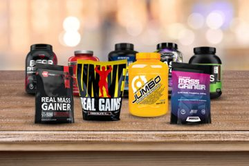 What are the best mass gainers supplements?
