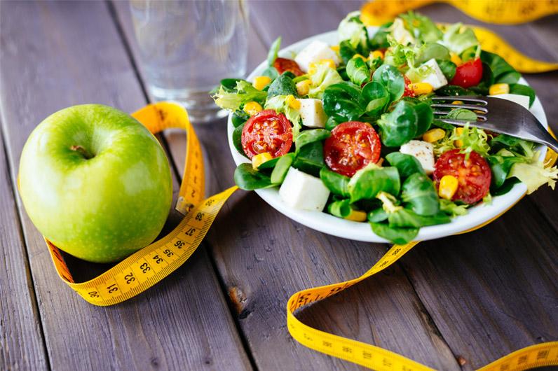 Como contar calorias dos alimentos e perder peso