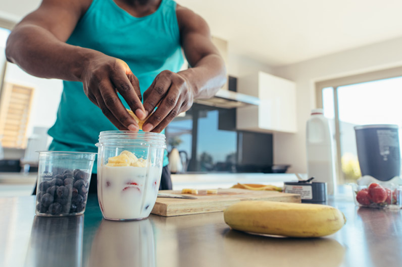 Post-workout nutrition: Basic concepts