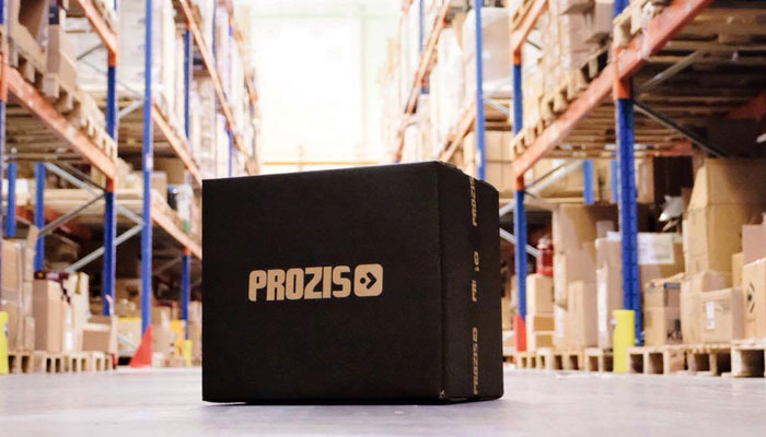 prozis packaging