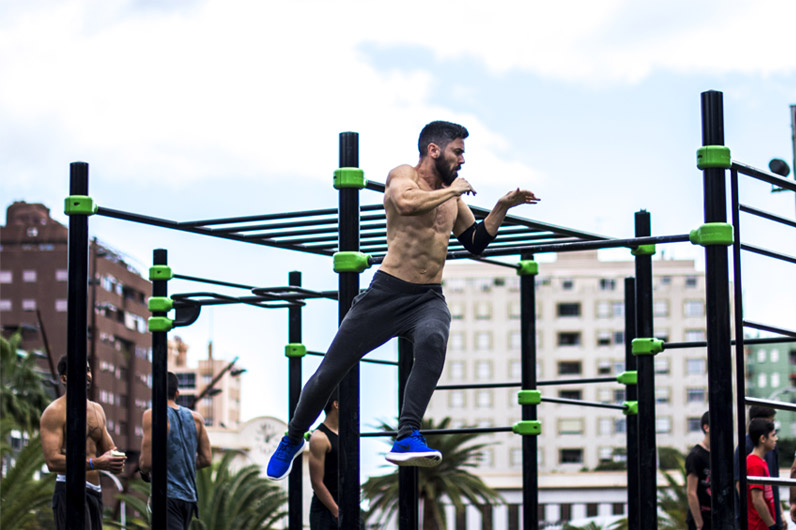 Calisthenics: What it is and what benefits it offers - Yerai Alonso