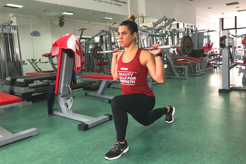 Exercicios para glúteos: Plano de treino nível intermédio