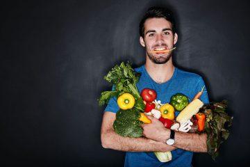 Vegetarianismo e o desporto: dicas úteis para o treino