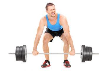 Gli errori dell'allenamento muscolare: cosa non si deve fare?