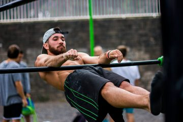Calisthenics training: The basic routine