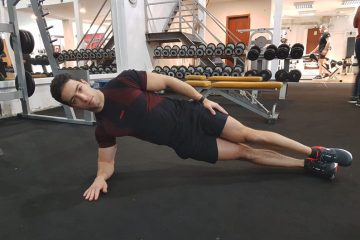 Os melhores exercícios para os abdominais: Parte 2