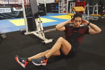 Os melhores exercícios para os abdominais: Parte 1