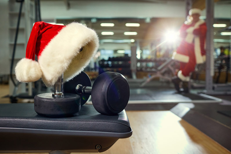 How to lose your holiday weight gain?