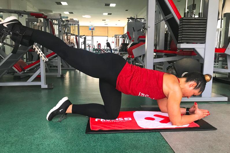 Exercícios para glúteos: Plano de treino nível avançado