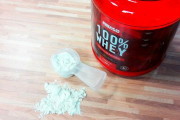 How and when to take whey protein?